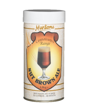 muntons nut brown ale instructions