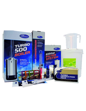 turbo 500 complete pack the brew house your local home brew store. Black Bedroom Furniture Sets. Home Design Ideas